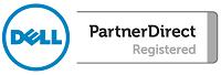 Logo Dell PartnerDirect Registered Coyote SA