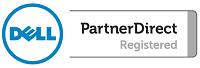 Logo Dell PartnerDirect Registered Coyote SA